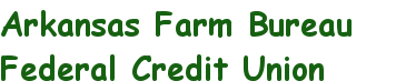 Arkansas Farm Bureau Federal Credit Union logo